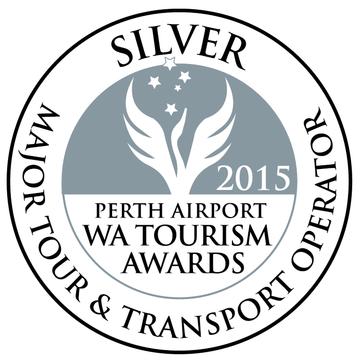 HeliSpirit Silver award Major Tour and Transport Operator