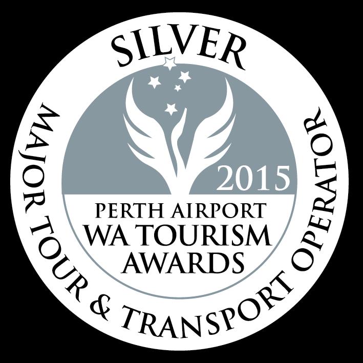 HeliSpirit Silver award Major Tour and Transport Operator