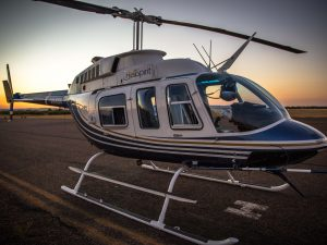 Kununurra's professional helicopter services