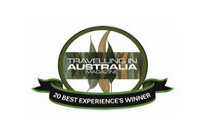 Travelling in Australia Winner