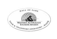 Hall of fame tour and transport operators