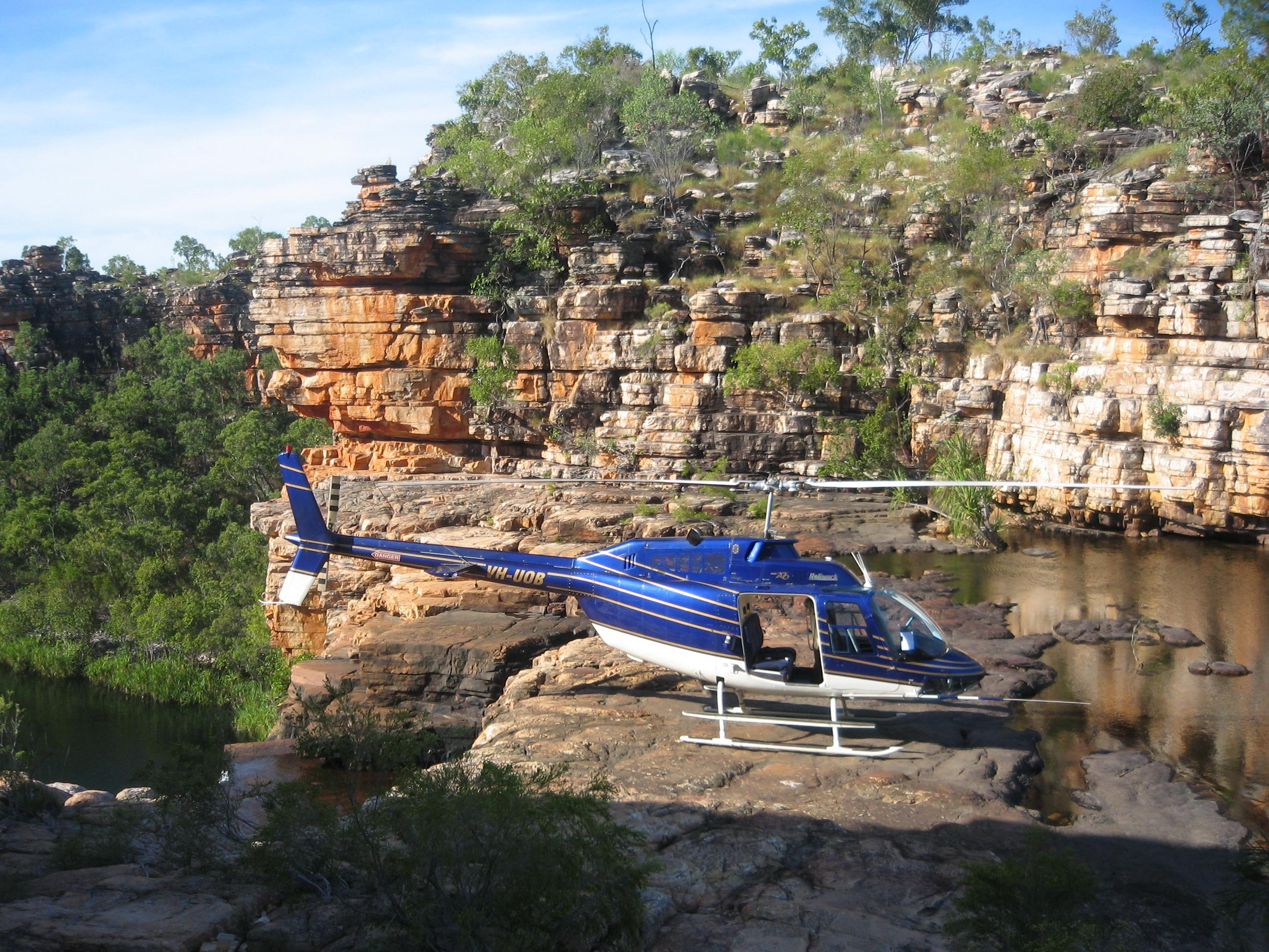 Longranger Mitchell Falls