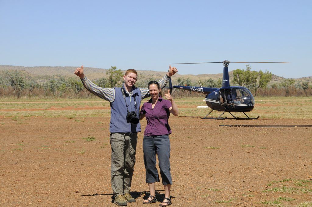 Katherine Gorge and Arnhem Land Helicopter flight