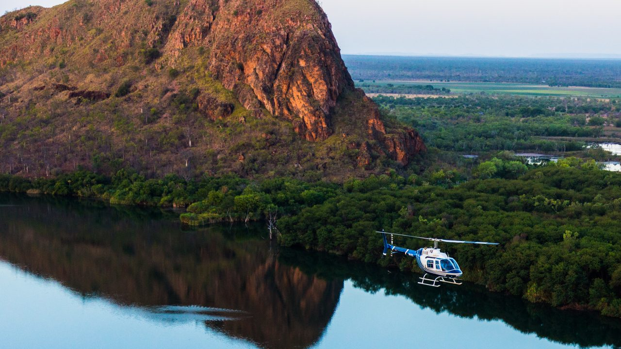 Ord Vallye and Lake Argyle