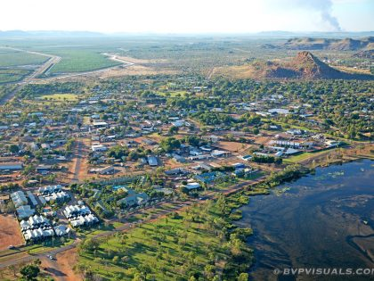 $995 – Kununurra Farmer's Special – 90 minute helicopter flight
