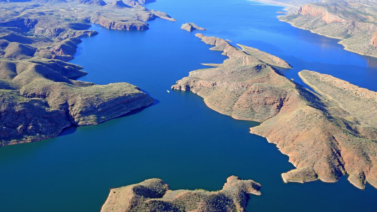 Lake Argyle Helicopter Tours