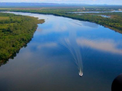$215-Kununurra Snapshot – 18 minute Helicopter Flight