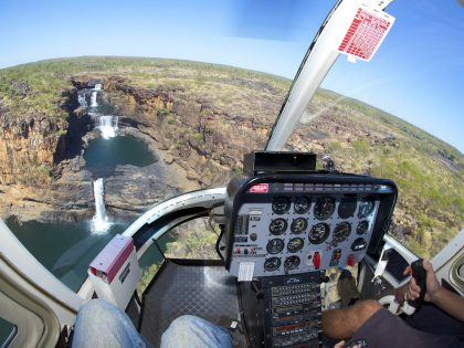 From $269 – 18 minutes – Mitchell Falls Triple Waterfalls flight