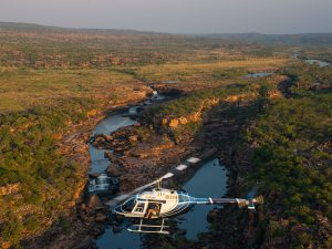 From $529 – 48 minutes – Mitchell Falls Coastal Helicopter Flight