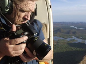 Helicopter filming and photography