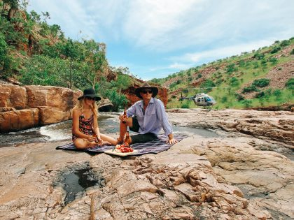 $459 Kununurra Waterfall Flight