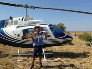 Dan Driscoll – HeliSpirit pilot Q & A