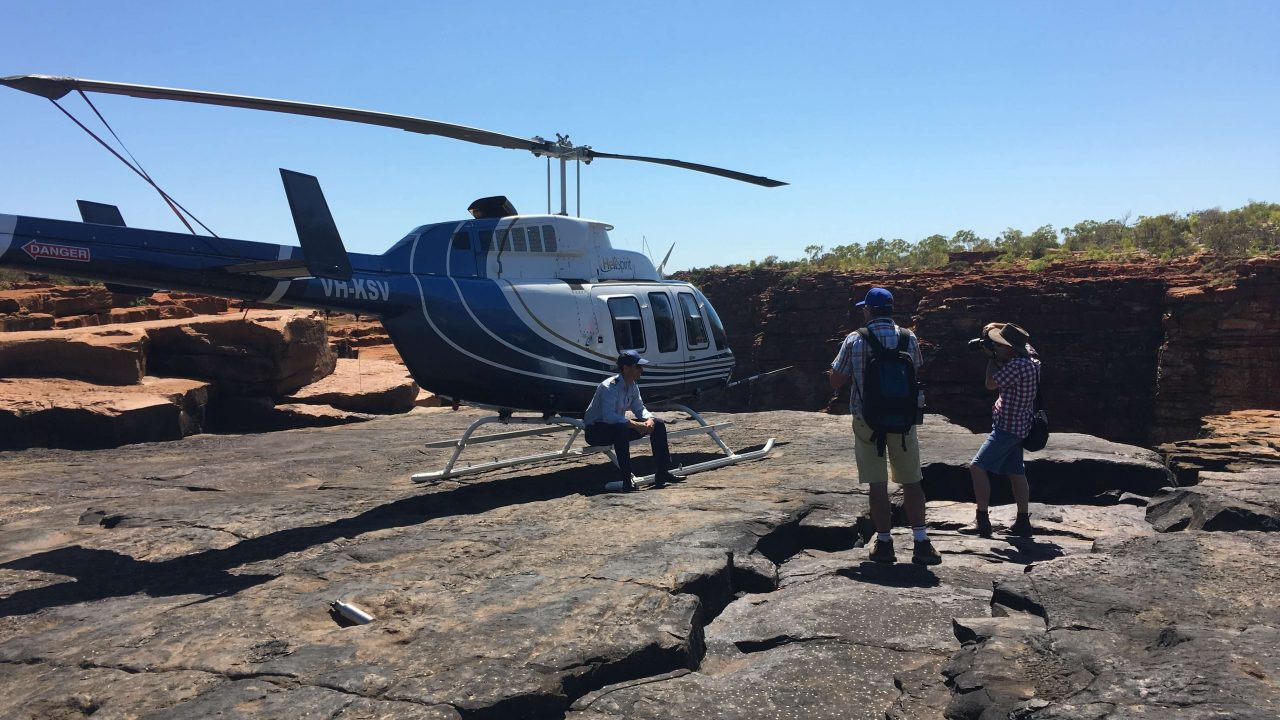 Kimberley Helicopter tours