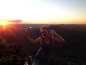 Bungle Bungles sun set