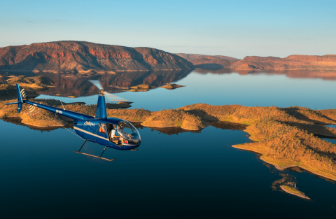 Lake Argyle hero shot