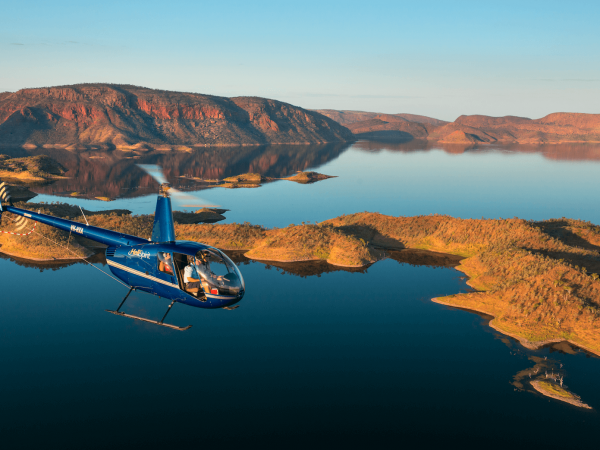 Departing Lake Argyle from $1699