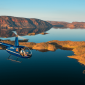 From $125 – Helicopter flights and air tours from Lake Argyle Resort