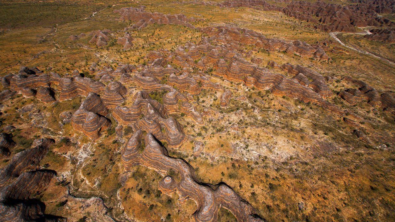 BungleBungles aerial view (2)