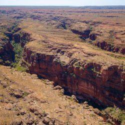 Th western gorges of Purnululu