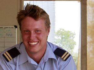 Hamish MacDougal HeliSpirit pilot Q & A