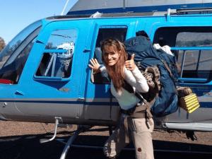 Sarah Marquis National Geographic adventurer