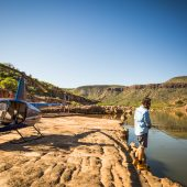Kimberley helifishing adventure package