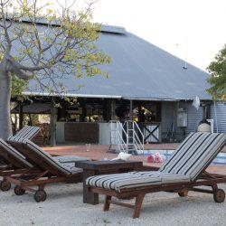 Kimberley Coastal Camp pool