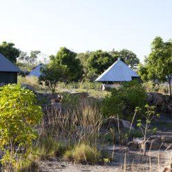 Kimberley Coastal Camp villas