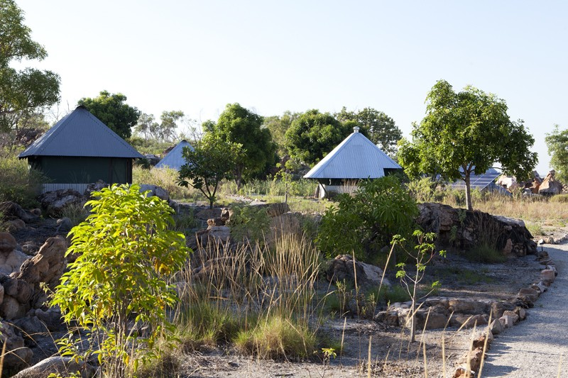 Kimberley Coastal Camp villas