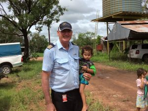 HeliSpirit evacuates Daly River flood victims