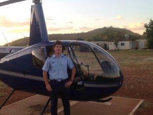 Ricardo Zanello – HeliSpirit pilot Q & A