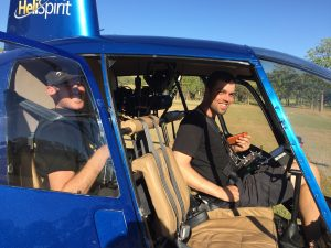 Opportunity to film the Kimberley