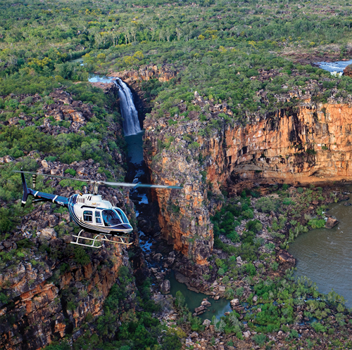 Helicopter Aerial Filming & Photography Western Australia and NT